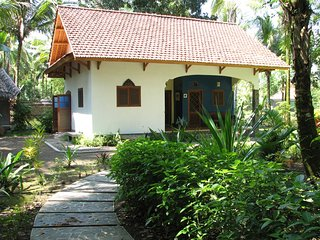 Perfect Bungalow with Deck and Housekeeping Included - Pangandaran vacation rentals