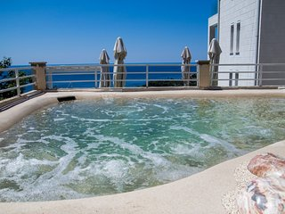 Villa Vestell - Two-Bedroom Villa with Terrace and Private Pool with Sea View - Mlini vacation rentals
