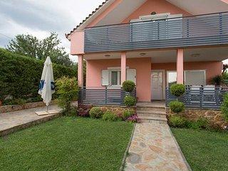 Two-storey garden villa near the Sea - Oropos vacation rentals