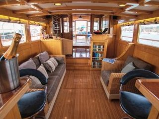 Stay on board our beautiful Motor Yacht Seafin - Hamble vacation rentals