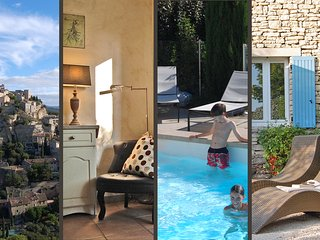 """""""Cyprès du Paradis"""" gîte à Gordes avec piscine - Gordes vacation rentals"""