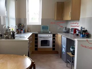 1-Bed central flat, WiFi, washing machine, kitchen - Newbury vacation rentals