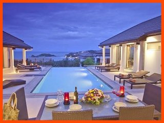 Gorgeous Villa with Deck and Internet Access - Choeng Mon vacation rentals