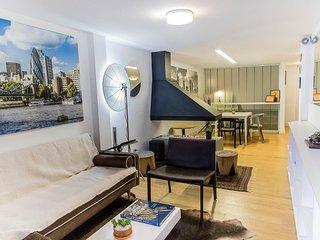 Cosmopolitan 2 Bedroom Apartment in Rosales - Bogota vacation rentals