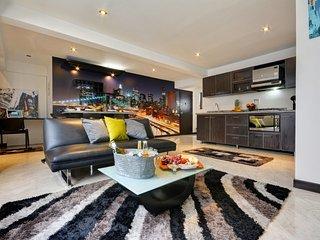 Cozy Condo with Internet Access and A/C - Medellin vacation rentals