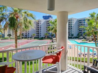 Spacious Gulf-front condo with a private balcony and shared pools & hot tubs! - South Padre Island vacation rentals