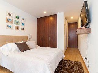 Cozy, New Studio, Central Location - Bogota vacation rentals