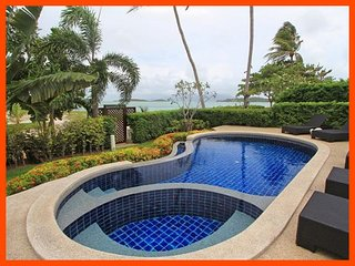 Villa 05  - Beach front (1 BR option) private pool and sunset views - Plai Laem vacation rentals