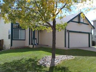 Cozy 2 Bdrm HM - near Shopping, Dining, Movies +++ - Colorado Springs vacation rentals