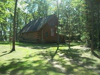 Beautiful 2 bedroom Walhalla Cabin with Deck - Walhalla vacation rentals