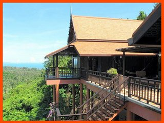 Villa 11 - Authentic Thai house (2 BR option) - Mae Nam vacation rentals