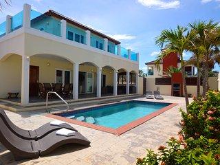 Merlot Villas Aruba Private Villa and Pool walking distance to Palm Beach! - Palm/Eagle Beach vacation rentals