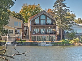 3BR Lake View House w/Waterfront Location! - Lake View vacation rentals