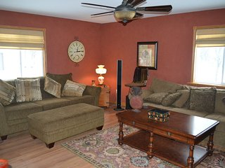 Cozy House with Internet Access and A/C - Kalkaska vacation rentals