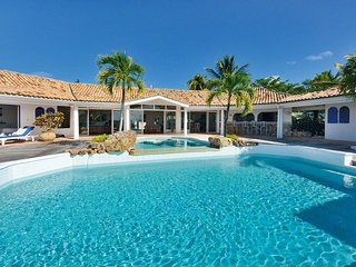 Beautiful Villa with Internet Access and Grill - Terres Basses vacation rentals