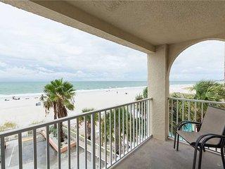 #212 Beach Place Condos - Madeira Beach vacation rentals