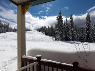 Ski-in/Ski-out Silver Star Condo at Creekside - Silver Star Mountain vacation rentals