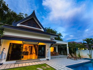 3BR Private pool & Big garden-Champagne - Rawai vacation rentals