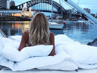 Magical Yacht Stay on Sydney Harbour - Lavender Bay vacation rentals