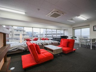 Real center of Tokyo, Wide and Bright room! - Chiyoda vacation rentals