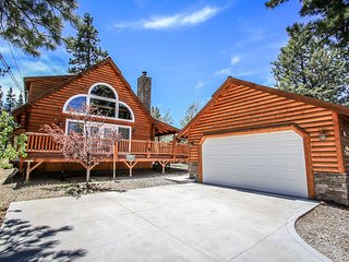 Cozy House with Deck and Internet Access - Big Bear City vacation rentals