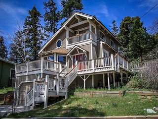3 bedroom House with Fireplace in Big Bear Lake - Big Bear Lake vacation rentals
