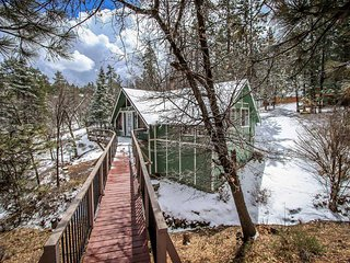 2 bedroom House with Fireplace in Big Bear City - Big Bear City vacation rentals