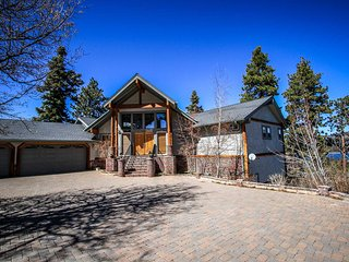 Wonderful 4 bedroom House in Big Bear Lake with Central Heating - Big Bear Lake vacation rentals