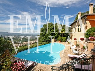 Beautiful 5 bedroom Villa in Spoleto - Spoleto vacation rentals