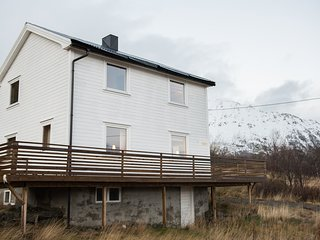 6 bed (10p) cabin in stunning Lofoten countryside - Leknes vacation rentals