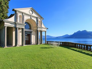 Unforgettable lakefront experience: a divine villa - Verbania vacation rentals