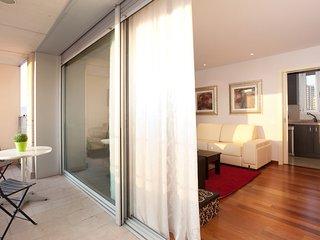 LetsGoBarcelona Forum CCIB Beach 6pax - Sant Adria de Besos vacation rentals