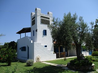 Country House with private Beach / Ground Floor - Arkitsa vacation rentals