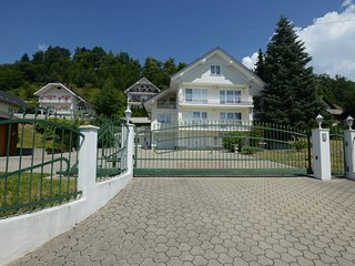Spacious Villa with Private Garden near Lake Bled - Ljubljana vacation rentals