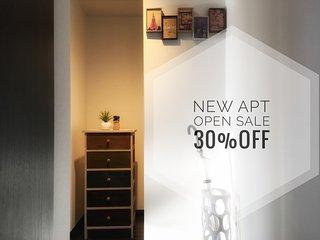 NewApt.OpenSale 30%OFF/Near UENO&ASAKUSA/Free Wifi - Taito vacation rentals