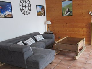 Nice Condo with Television and Microwave - La Giettaz vacation rentals