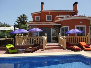 Luxury Villa with private pool near Denia & Javea - Gata de Gorgos vacation rentals