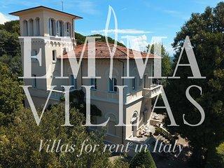 Charming Montecatini Alto Villa rental with Internet Access - Montecatini Alto vacation rentals