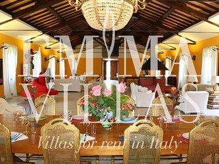 Villa Melia 14 + 2 - Rome vacation rentals