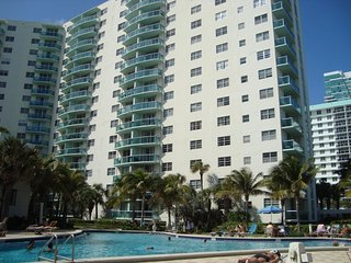 Fully 2/2 Furnished Condo at Beach Front Complex - Hollywood vacation rentals