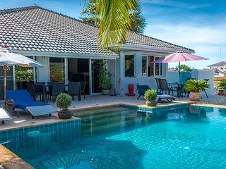 Villas for rent in Hua Hin: V6275 - Hua Hin vacation rentals