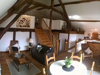Bright Gite with Satellite Or Cable TV and Outdoor Dining Area - Sainte-Severe-sur-Indre vacation rentals