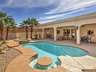 4BR Lake Havasu House w/Private Heated Pool! - Lake Havasu City vacation rentals