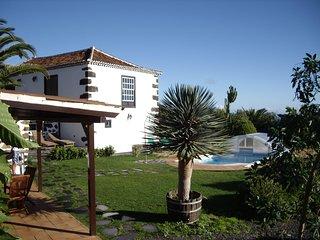 Charming Country house Villa de Mazo, La Palma - Callejones vacation rentals