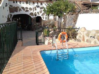 Charming Country house Artenara, Gran Canaria - Artenara vacation rentals