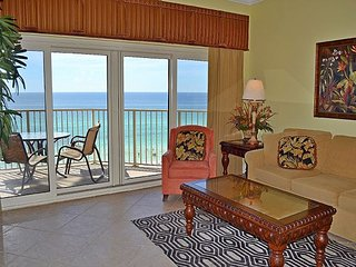 Private, secure condo with updated kitchen & baths & a perfect Gulf view! - Miramar Beach vacation rentals