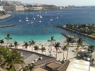Brand new apartment with terrace in exclusive area - Arguineguin vacation rentals