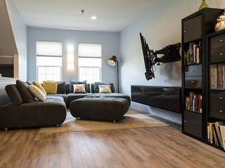 Modern Styled Stay Awaits in the Center of Detroit - Southfield vacation rentals