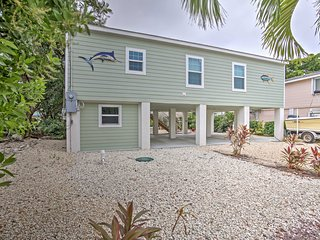 Newly Built 3BR Little Torch Key Home on Deep Water Canal w/Wifi, Tiki Hut & Private Boat Dock - Minutes to Unsurpassed Snorkeling, Diving, Backcountry Fishing & Lobstering! - Little Torch Key vacation rentals