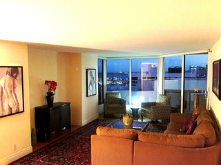 By Gvaldi - The Grand DoubleTree 3 bed / 2 bath - Coconut Grove vacation rentals